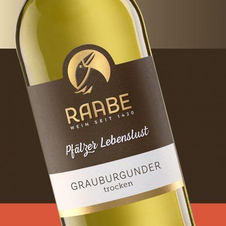 Weinpaket des Monats Mai Grauburgundertrocken