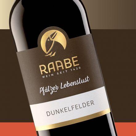 Weinpaket des Monats September Dunkelfelder mild