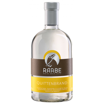 Raabe´s Quitte Quittenbrand