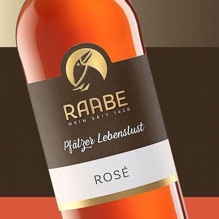 Weinpaket des Monats Juli Rosé mild