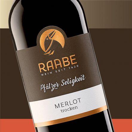 Weinpaket des Monats September Merlot trocken