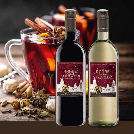 Weinpaket Glühwein für die Kalten Tage