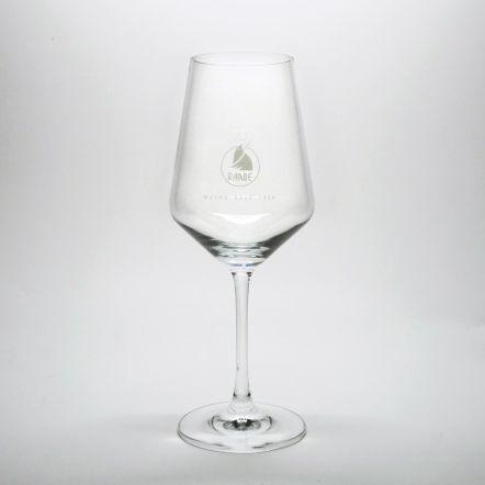 """Weissweinglas """"Harmonie"""""""