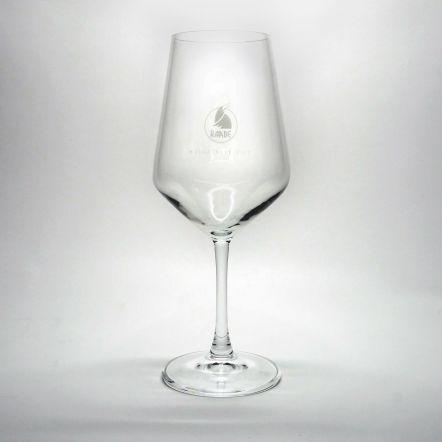 "Rotweinglas ""Harmonie"""