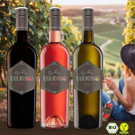 Weinpaket NaturVino Raabe Bio-Weine
