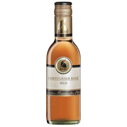 Gutswein Portugieser Rosé  feinherb Mini 2019