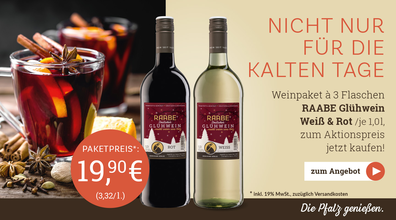 Weingut Raabe - Weinpaket